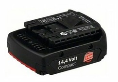 Аккумуляторный блок BOSCH 2607336078 14.4 В 2.6 А·ч