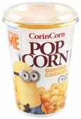 Попкорн CorinCorn Банан-карамель готовый, 100 г