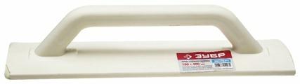 Тёрка для нанесения штукатурки ЗУБР 08130-10-40 400x100 мм