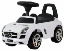 Каталка-толокар Barty Mercedes Benz (Z332) со звуковыми эффектами