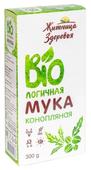 Мука Житница Здоровья Bio-логичная Конопляная, 0.3 кг