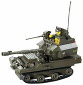 Конструктор SLUBAN Танковый корпус M38-B0282 Танк Т90