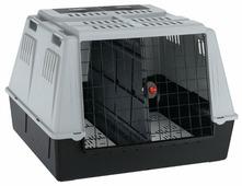 Переноска-клиппер для собак Ferplast Atlas Car Maxi 100х80х71 см