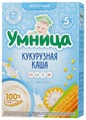 Каша Умница молочная кукурузная (с 5 месяцев) 200 г