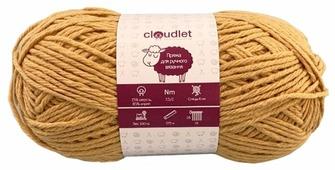 Пряжа Cloudlet PRA100, 15 % шерсть, 85 % акрил, 100 г, 375 м