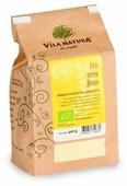 Мука Vila Natura Кукурузная мелкого помола, 0.5 кг