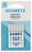 Игла/иглы Schmetz Overlock ELx750 CF 65/9