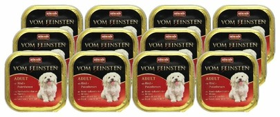 Корм для собак Animonda Vom Feinsten говядина, сердце 150г