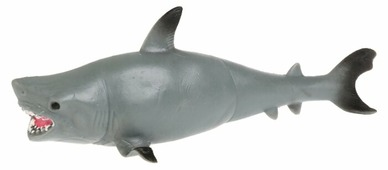 Игрушка-мялка Играем вместе Тигровая акула W6328-182T-R