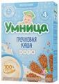 Каша Умница молочная гречневая (с 4 месяцев) 200 г
