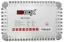 Мультисвич HD BOX HMS-1716LC
