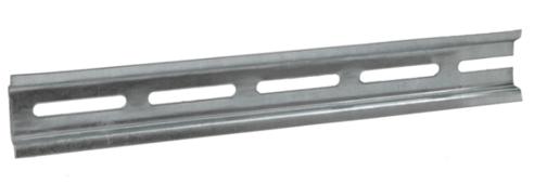 Монтажная рейка (DIN-рейка/ G-рейка/ со спец. профилем) IEK YDN10-0020 200 мм
