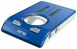 Внешняя звуковая карта RME Babyface Blue