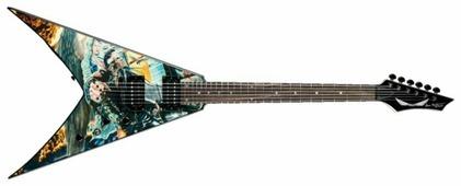 Электрогитара Dean Dave Mustaine VMNT X