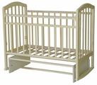Кроватка Антел Алита-3 (качалка)