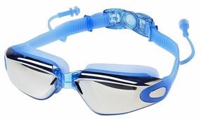 Очки для плавания Guepard Prime Mirror