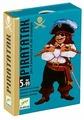 Настольная игра DJECO Карточная игра Пират