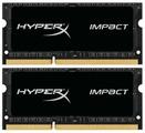 Оперативная память 8 ГБ 2 шт. HyperX HX316LS9IBK2/16