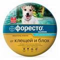 Ошейник от блох и клещей Форесто (Bayer) инсектоакарицидный для собак и щенков