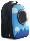 Переноска-рюкзак для собак Triol Воздушный шар 23х32х45 см