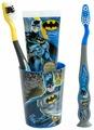 Набор щетка + паста + стакан Dr. Fresh Batman BM-15