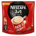 Растворимый кофе Nescafe 3 в 1 классический, в стиках
