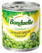 "Bonduelle зеленый горошек ""Нежный"", 200 г"