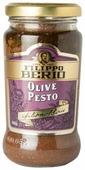 Соус Filippo Berio Olive Pesto с маслинами