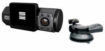 Видеорегистратор TrendVision Twins, 2 камеры, GPS