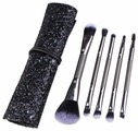 Набор кистей Zoreya Cosmetics Double Head Makeup Brushes ZZ5, 5 шт.