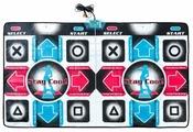 Музыкальный коврик Aspel Dance Perfomance II ТВ/ПК (32 бита) для двоих, 010:K
