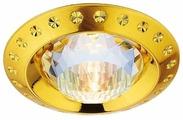 Встраиваемый светильник Ambrella light 777 GD