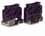 Торцевая и разделительная пластина (изолятор) для клеммного блока DKC ZBT005