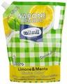 Мыло жидкое Milmil Лимон и мята