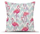 Подушка декоративная Традиция Фламинго, 40 х 40 см
