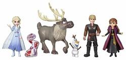 Набор кукол Hasbro Холодное сердце 2 Новогоднее путешествие, E5497