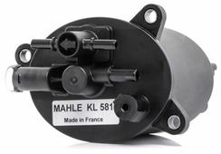 Топливный фильтр Knecht/Mahle KL581