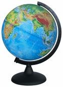 Глобус физический Глобусный мир 250 мм (10163)