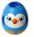 Развивающая игрушка Азбукварик Яйцо-сюрприз Пингвинчик
