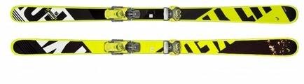 Горные лыжи HEAD Frame Wall с креплениями ATTACK² 13 GW (19/20)