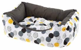 Лежак для собак, для кошек Ferplast Coccolo C 50 (82262966) 55х45х20 см