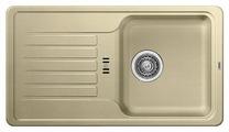 Врезная кухонная мойка Blanco Favos mini Silgranit PuraDur 78х43.5см искусственный гранит