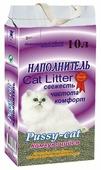 Наполнитель Pussy-Cat Комкующийся (10 л)