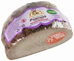 Хлебное местечкО Хлеб ржано-пшеничный Рижский классический бездрожжевой заварной нарезанный 220 г