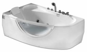 Ванна Gemy G9046-II B акрил