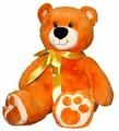 Мягкая игрушка СмолТойс Медвежонок Захар бежевый 54 см