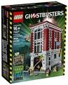 Конструктор LEGO Ghostbusters 75827 Штаб-квартира в пожарном депо
