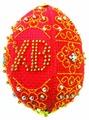 ZENGANA Набор для вышивания бисером и нитками Краса (М-131)