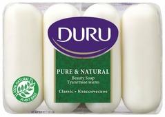 Мыло кусковое DURU Pure & natural Классическое