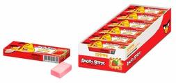 Жевательная конфета Конфитрейд Angry Birds Тоффи вкус клубника 24 г